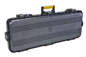 Plano All Weather Tactical Mallette pour fusil Noir/poignées jaunes 106cm