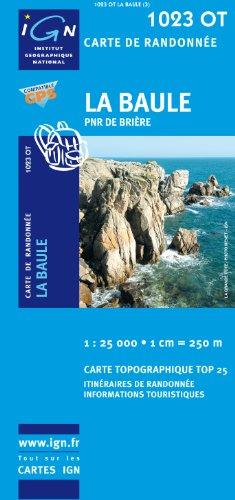 La Baule/PNR De Briere GPS