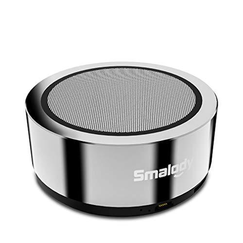 DERNON Stereo Mini Speaker Portable Wireless Music Louderspeaker Box Black - Black-box Quick Connect