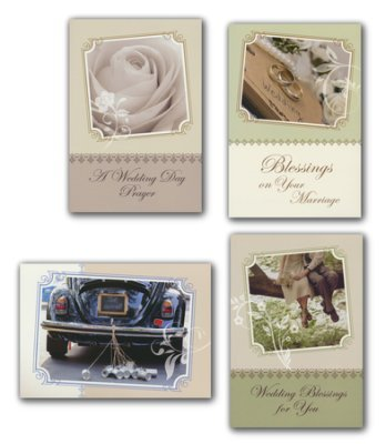 A Day to Remember, Hochzeit Grußkarten, Box Of 12-Christian Inspirationen