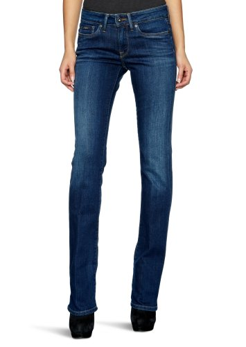 Pepe Jeans London - PICCADILLY, Jeans donna, dunkelblau, W31L34