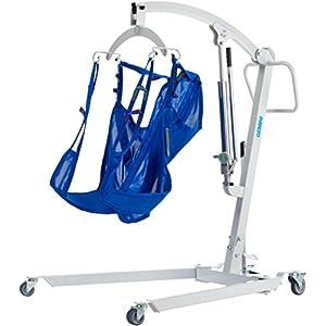 Hydraulischer Senioren- und Patientenlifter, Tragkraft 200kg.