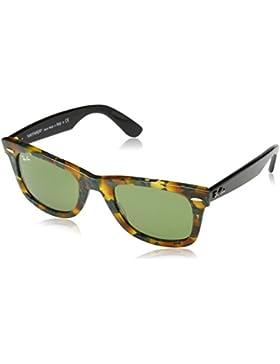 Ray-Ban Gafas de sol RB2140 SPOTTED GREEN HAVANA, 50