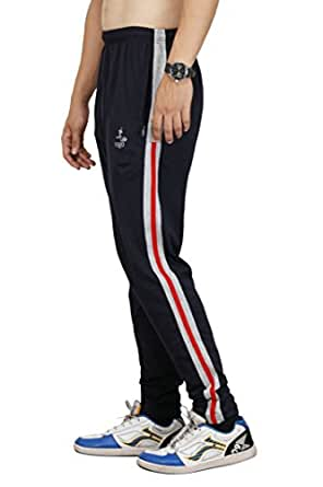 vego men's NaVY cotton Track pant (HP-666-NaVY-30)