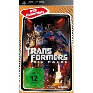 Transformers ROTF [Essentials] – [Sony PSP]