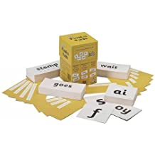 Jolly Phonics Cards: Set of 4 boxes in Precursive Letters