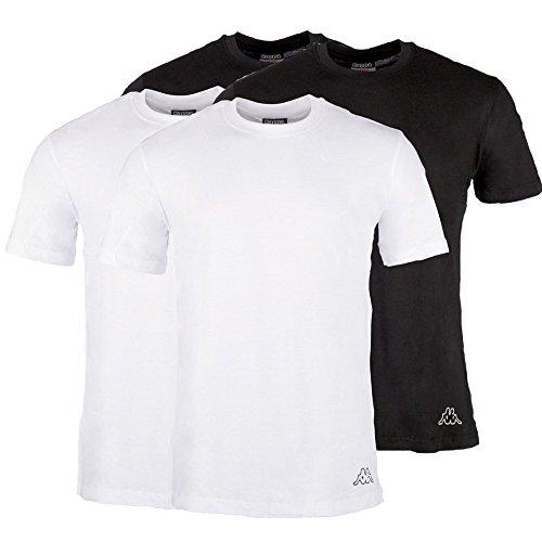 kappa-t-shirts-ziatec-edition-2-oder-4-stuck-rundhalsausschnitt-v-ausschnitt-grossel-farbe4-x-rundha