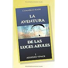 La aventura de las luces azules: Allegro vivace (Libro de bolsillo)