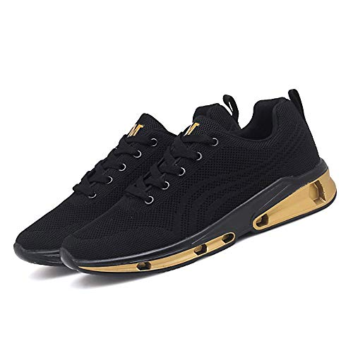 Schuhe Herren Sneaker | Holeider Laufschuhe Sportschuhe Mode | Turnschuhe Freizeitschuhe Leichte Bequem Fitnessschuhe für Männer Schuhe Freizeit Outdoor