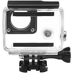 Noradtjcca Boîtier de Protection étanche pour la plongée sous-Marine avec Le kit de Protection pour GoPro Hero 3 3+ 4 Accessoires