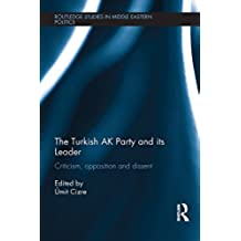 The Turkish AK Party and its Leader: Criticism, opposition and dissent (Routledge Studies in Middle Eastern Politics)