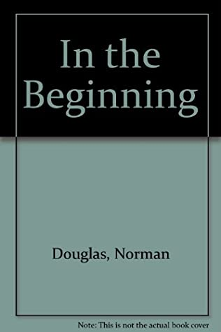 book cover of In the Beginning
