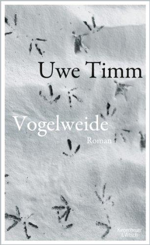 Buchseite und Rezensionen zu 'Vogelweide: Roman' von Uwe Timm