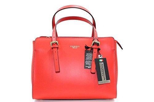 Tosca Blu , Sac à main pour femme Rouge rouge 26x15x20cm