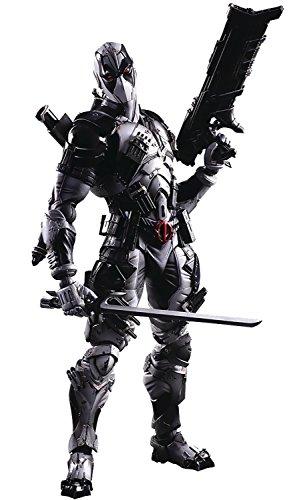Marvel Comics XMARVZZZ13 Universe Variant Play Arts Kai Deadpool Actionfigur