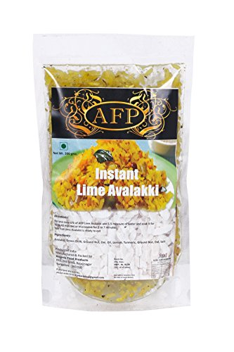 AFP Instant Lime Avalakki (Poha) – 200g + 200g
