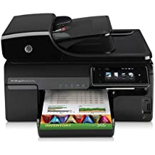 HP Officejet Impresora HP Officejet Pro 8500A Plus e-All-in-One - Impresora multifunción (De inyección de tinta, Imprimir, Copiar, Escanear, fax, Imprimir, Escanear, Copiar, fax, 15 ppm, 11 ppm, 14 s)