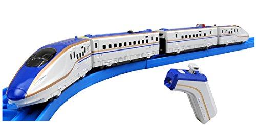 Plarail Advance W7 system Hokuriku Shinkansen shine IR control set Normal version -