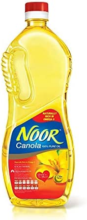 NOOR Canola Oil, 750 ml