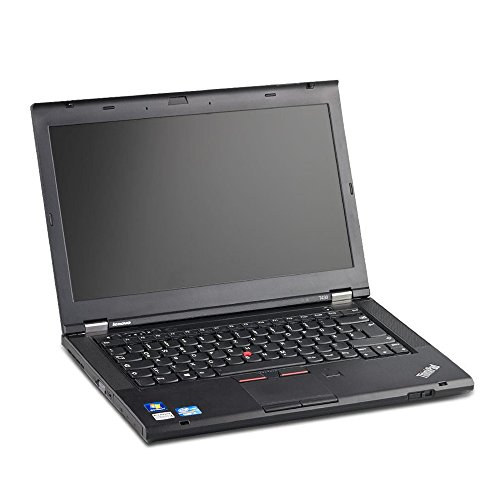 "Lenovo ThinkPad T430 Notebook 14"" Zoll, Intel Core i5, 2.6GHz, 4GB RAM, 500GB, DVD-RW, WLAN, Webcam, Bluetooth, Win10Pro [Germania] (Ricondizionato Certificato)"