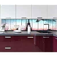 Suchergebnis auf Amazon.de für: küchenrückwand holz: Küche ...