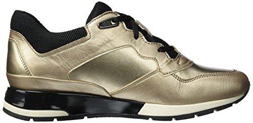 Geox Herren U Dennie A Sneaker Oro (champagne)