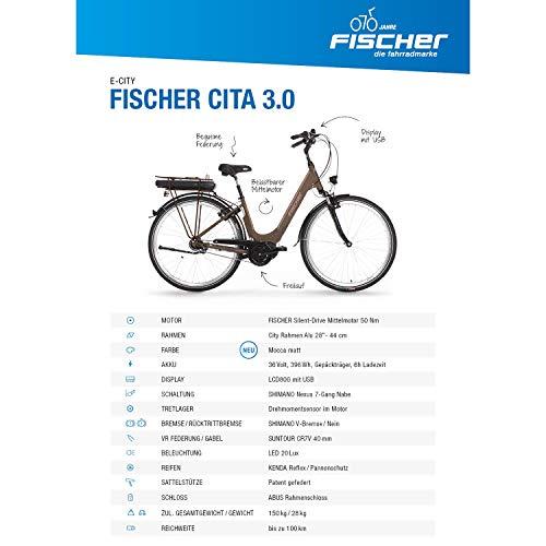 Fischer City CITA 3.0