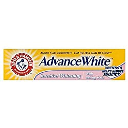 Arm & Hammer Advanced White Sensitive Toothpaste (75ml)