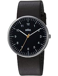 Braun BN0021BKBRG Herren-Armbanduhr