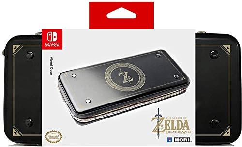 Sacoche Aluminium Zelda pour Nintendo Switch