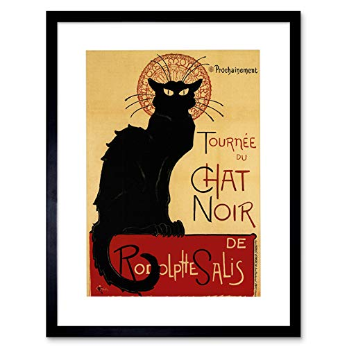 ACCROCHE Metal Tournee DU Chat Noir French Classics Cartexpo Cartexpo AT729