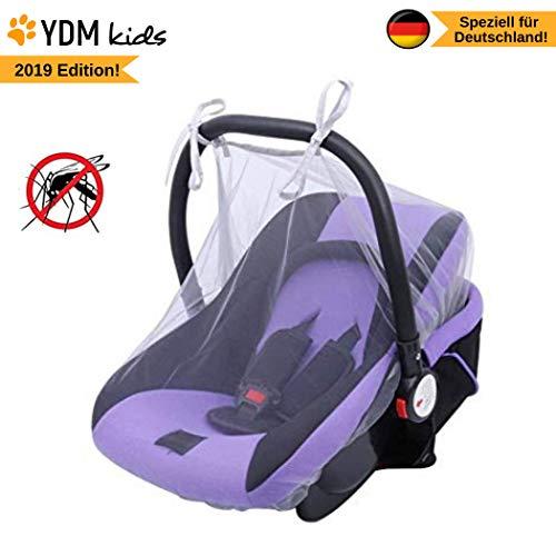 [Universal Insektenschutz speziell für Babyschalen, Kindersitze & Babywippen], Mückennetz Babyschale, Insektennetz Babyschale, Moskitonetz Maxi Cosi, Insektennetz Cybex, Insektenschutz Autositz