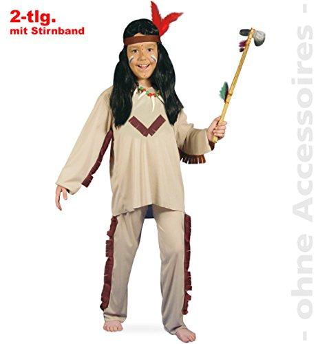 Prärie Mädchen Kostüm - Kinder-Kostüm