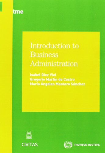 Introduction to business administration