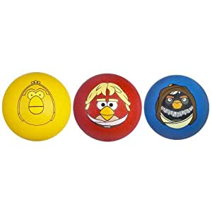 Angry Birds Star Wars – A2634 – Koosh – Tatooine – Recharge 3 Balles (Import Royaume-Uni)