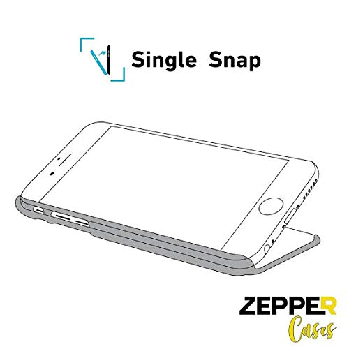 Mobile Cover for Asus Zenfone 3 max ZC520TL by Zepper | Asus Zenfone 3 max ZC520TL Back Cover Hard Case - Live to Wander