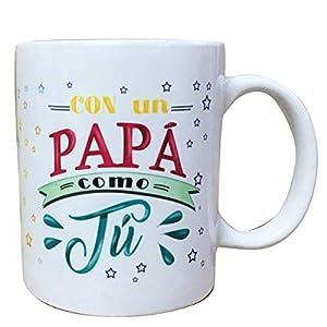 ARTEMODEL Taza la Vida...Papa, Multicolor (1)