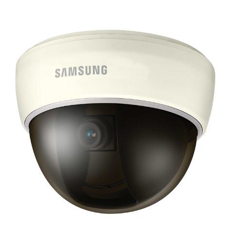 Samsung SCD-2020 - Cámara de vigilancia (IP, Interior y Exterior, Dome, Marfil, Techo, 0,0003 Lux)