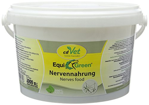 cdVet Naturprodukte EquiGreen Nervennahrung 2 kg