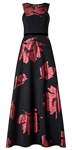 Maddox Floral Print Dress