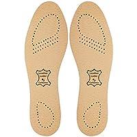 """Kaps Schuheinlagen """"Pecari Carbonex"""", Orthopädische Einlegesohlen aus Kalbsleder mit Aktivkohle im Fußbett zur... preisvergleich bei billige-tabletten.eu"""