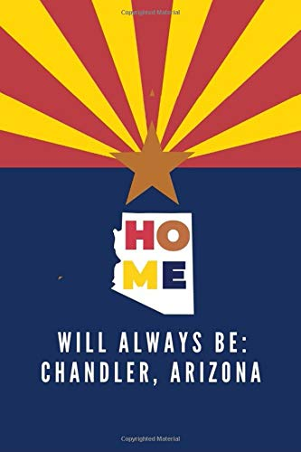 Chandler, Arizona: Note Book (Lined) ()