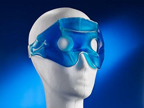 Migränemaske, Augengelmaske, Augenkühlmaske, Kühlmaske, Augen Maske