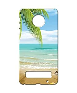 Cases & Cover, Designer Printed Back Cover for Motorola Moto Z Play : By Kyra