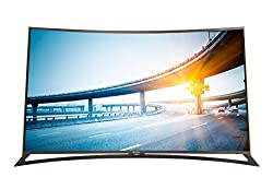 SANSUI SLC55CX0ZS 55 Inches Ultra HD LED TV