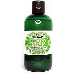 DR K Soap Company Beard Soap Woodland Spice Barber - Cepillo de dientes eléctrico (tamaño grande, 1 paquete de 250 ml)