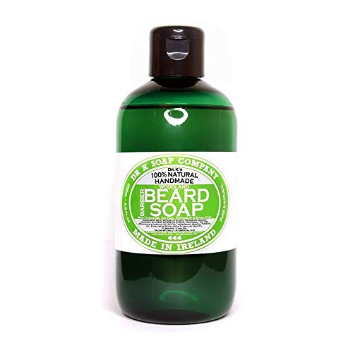 DR K Soap Company Beard Soap Woodland Spice Barber size 250 ml