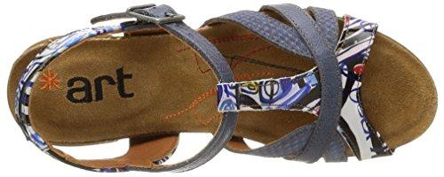 ArtI Feel 239 - Scarpe con Tacco Donna Multicolore (Box Crepusculo)
