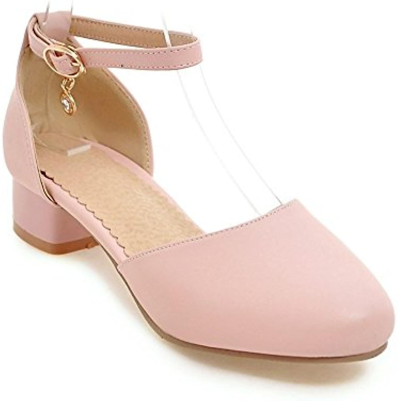 BAJIAN-LI Alta heelsdonna sandali estivi estivi estivi di Peep toe scarpe basse Ladies Flip Flop sandali scarpe | Lasciare Che Il Nostro Commodities Andare Per Il Mondo  18b3d6