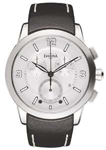 Davosa Herren-Armbanduhr Analog Edelstahl Silber 16246014
